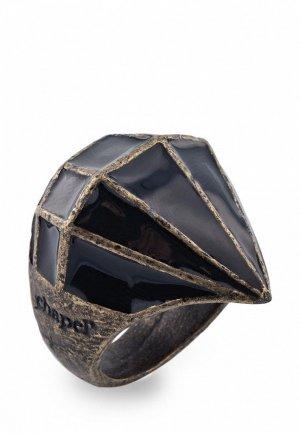 Перстень Chapel Chapel' CH996DWANB59. Цвет: черный
