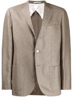 Классический костюмный пиджак Barba