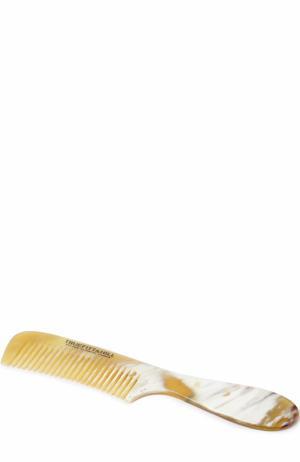 Расческа для волос Truefitt&Hill. Цвет: бесцветный