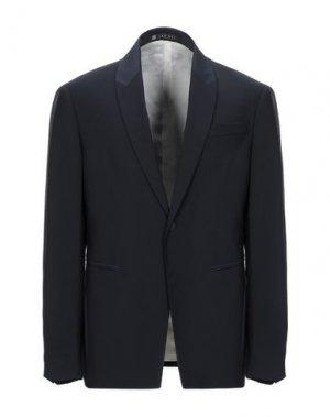 Пиджак LAB 001. Цвет: темно-синий