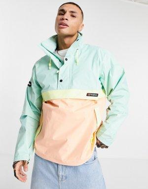 Свободная куртка розового цвета -Розовый цвет Berghaus