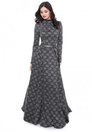 Платье Olivegrey TAVRIA. Цвет: серый