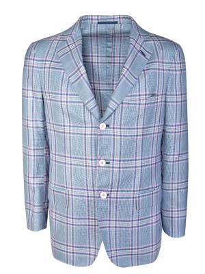 Кашемировый пиджак ANDREA CAMPAGNA
