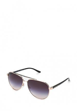 Очки солнцезащитные Michael Kors MK5007 109936. Цвет: золотой
