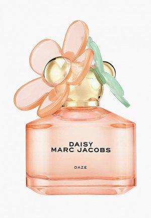 Туалетная вода Marc Jacobs Daisy daze, 50 мл. Цвет: прозрачный