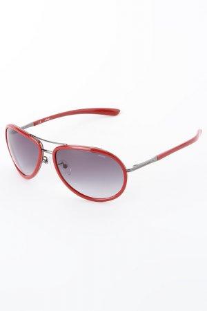 Солнцезащитные очки Sting. Цвет: черный