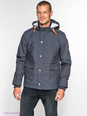 Куртка 883 Police. Цвет: темно-синий