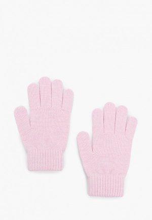 Перчатки Ferz. Цвет: розовый