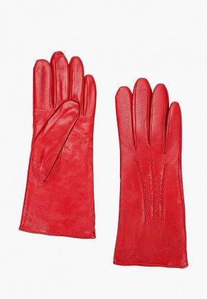Перчатки Lantana. Цвет: красный