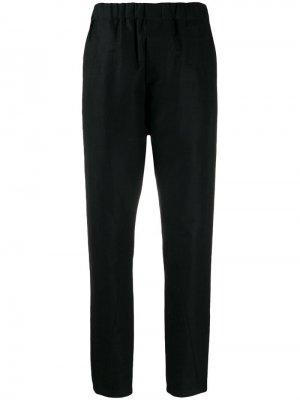 Укороченные брюки с завышенной талией Ann Demeulemeester