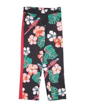 Повседневные брюки LOREDANA. Цвет: черный