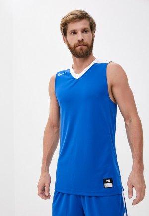 Шорты спортивные Nike M NK FRANCHISE JERSEY. Цвет: синий