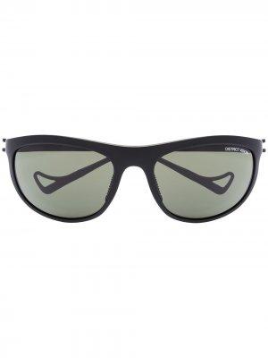 Солнцезащитные очки Takeyoshi Altitude Master District Vision. Цвет: черный