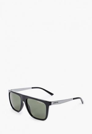 Очки солнцезащитные Arnette 0AN4261 41/9A. Цвет: черный