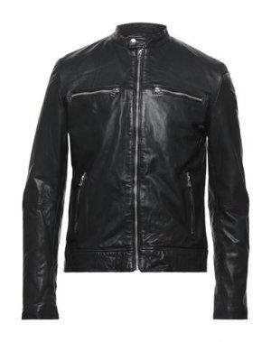 Куртка GOOSECRAFT. Цвет: черный