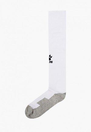 Гетры Kelme Football Length Socks. Цвет: белый