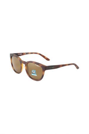Очки солнцезащитные Arnette. Цвет: matte havana