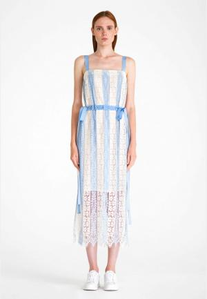 Платье Lolita Shonidi. Цвет: белый