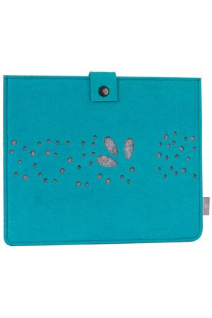 Чехол для Ipad/Tablet PC Burgmeister. Цвет: turquoise