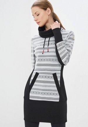 Платье Torstai AAVA. Цвет: белый