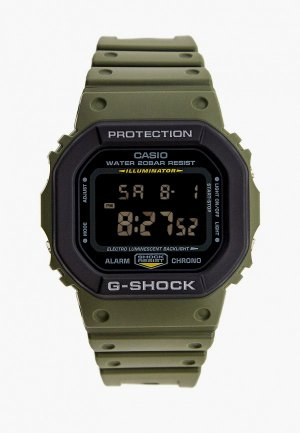 Часы Casio G-SHOCK DW-5610SU-3ER. Цвет: хаки