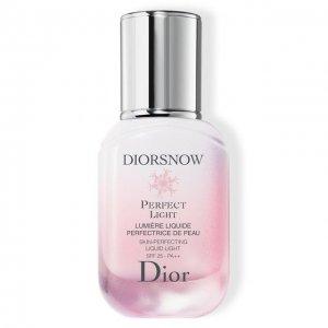 Флюид для создания совершенной кожи snow Perfect Light SPF 25 Dior. Цвет: бесцветный