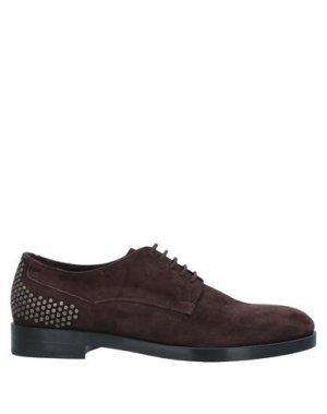 Обувь на шнурках TRIVER FLIGHT. Цвет: темно-коричневый