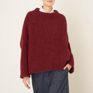 Пуловер KOLE LAURENCE BRAS. Цвет: красный