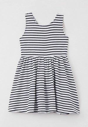 Платье Sela. Цвет: синий