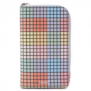 Чехол для телефона Ganni. Цвет: разноцветный