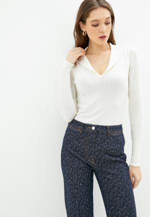 Пуловер Tommy Hilfiger x Zendaya. Цвет: белый