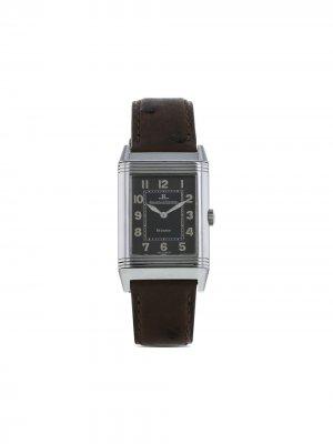 Наручные часы Reverso Grande Taille 22 мм 1990-х годов Jaeger-LeCoultre. Цвет: серебристый