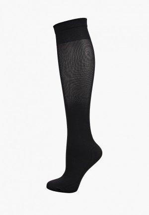 Компрессионные гольфы Solidea Relax Unisex, 70 DEN. Цвет: черный