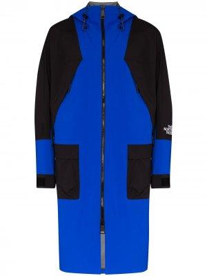 Пальто Futurelight в стиле колор-блок The North Face Black Series. Цвет: черный