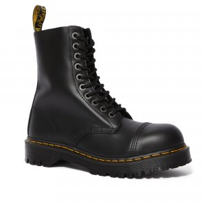 8761 Bxb Boot Fine Haircell Women Dr. Martens. Цвет: чёрный