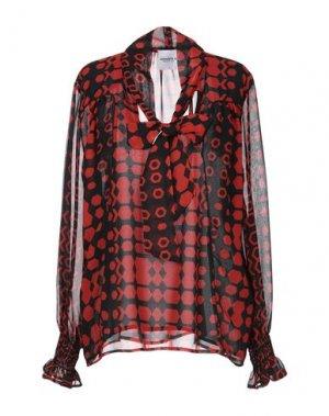 Блузка ANNARITA N TWENTY 4H. Цвет: черный