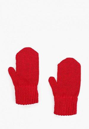 Варежки Maximo. Цвет: красный