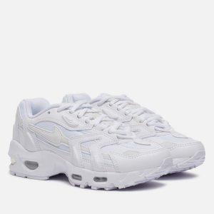 Женские кроссовки Air Max 96 II Nike. Цвет: белый