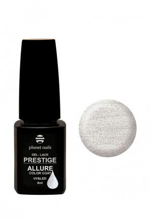 Гель-лак для ногтей Planet Nails PRESTIGE ALLURE - 632, 8 мл. Цвет: серый