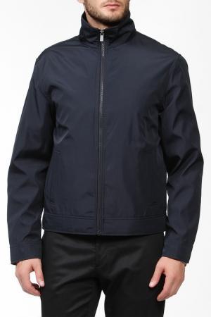 Куртка, жилет Michael Kors. Цвет: синий