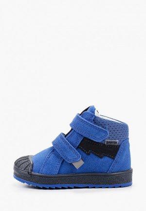 Ботинки Bartek 1948. Цвет: синий