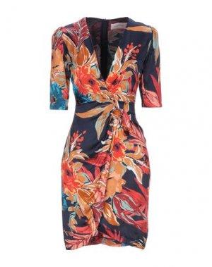 Платье миди TWENTY EASY by KAOS. Цвет: темно-синий