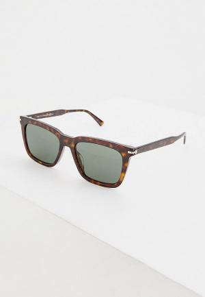 Очки солнцезащитные Jimmy Choo TIP/G/S 086. Цвет: коричневый