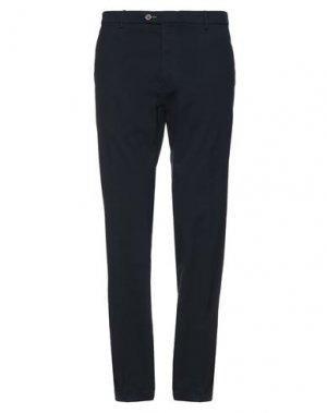 Повседневные брюки BUGATTI. Цвет: темно-синий
