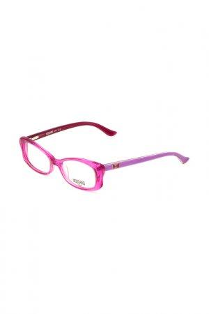 Оправа корригирующая Moschino. Цвет: 04 розовый