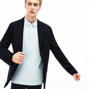 Пиджак Lacoste. Цвет: темно-синий