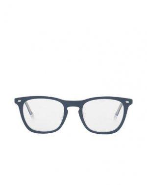 Очки LE SPECS. Цвет: синий