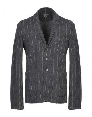 Пиджак MAJESTIC FILATURES. Цвет: серый