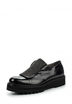 Ботинки Felmini FE020AWKKX50. Цвет: черный
