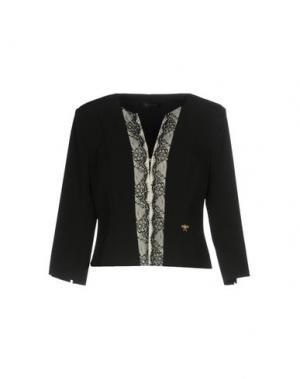 Пиджак EDAS. Цвет: черный